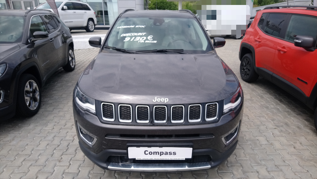 Jeep Compass 2.0 Multi-Jet
