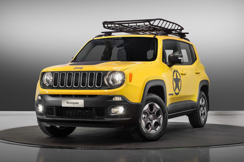 Jeep Renegade 2.0 M-Jet 170CP AT9 4x4 Trailhawk